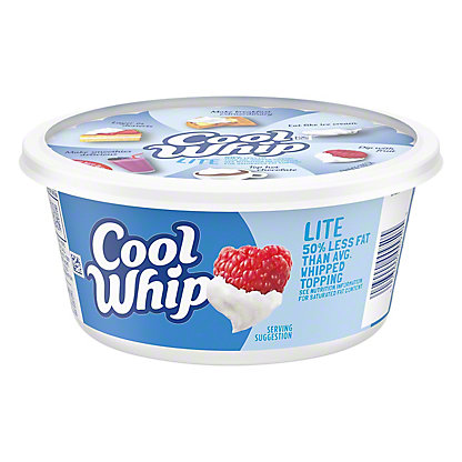 Kraft Cool Whip Lite Whipped Topping,8 oz